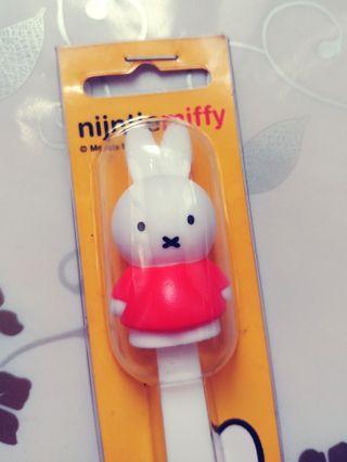 Miffy牙刷 (購自荷蘭)