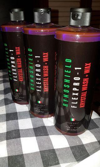 Italy flexpro rynoshield wash shampoo