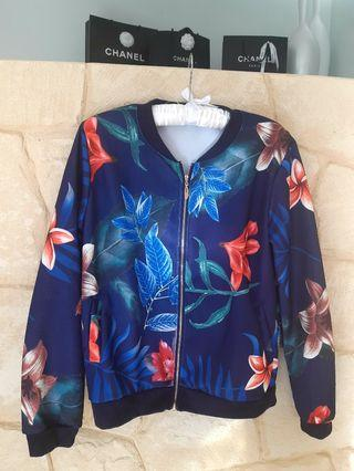 Parisienne All Season Floral Jacket
