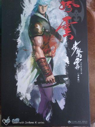 Hottoy  1/6  步驚雲(漫畫版)  12吋 figure