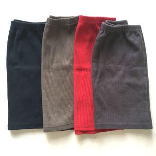 Bundling woman skirt / rok span / rok wanita