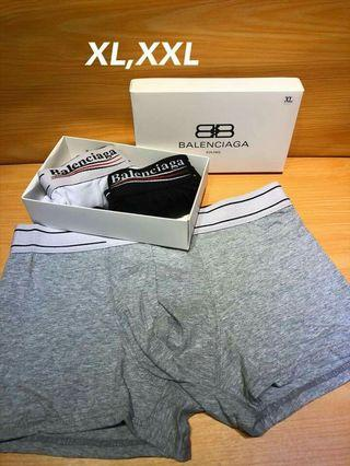 3pcs w/Box SALE Balenciaga Boxers Father's Day Gift BF Dad