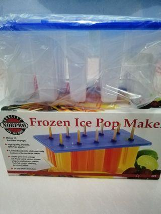 🚚 Ice Pop Maker
