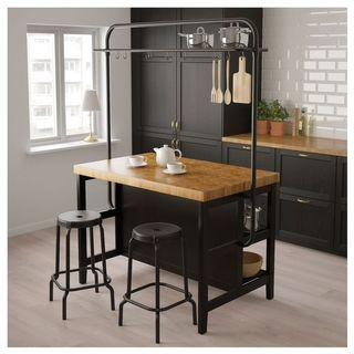 Still New VADHOLMA Kitchen Island from IKEA