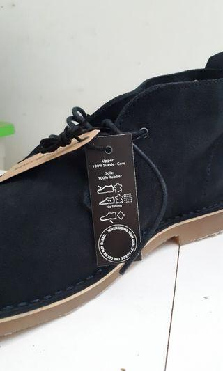Jack & Jones Gobi Suede Navy