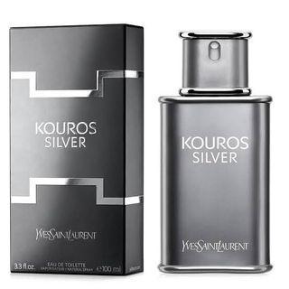 Kouros Silver YSL