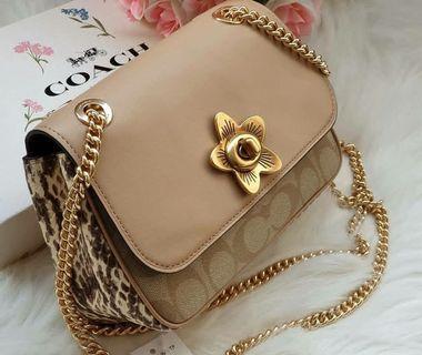 Coach bag sling