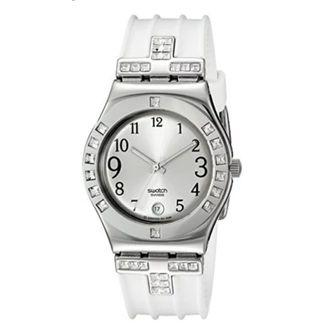 Swatch Analog Silver Dial Woman's watch