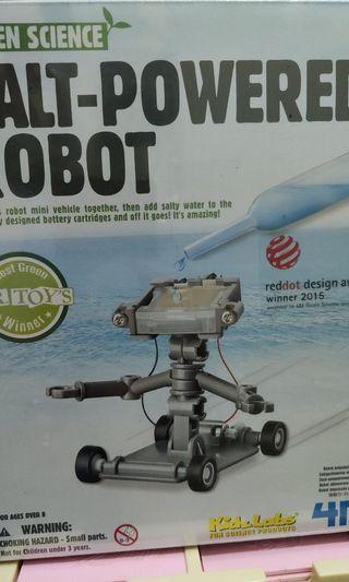 Science, robot