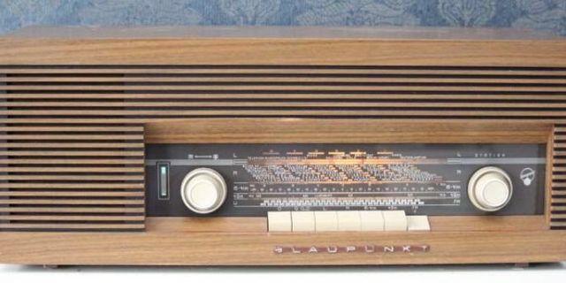 Vintage Radio - Tube Radio - Blaupunkt Radio