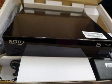 Astro decoder + original remote control