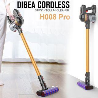 FREE DELIVERY | DIBEA H008 Pro Cordless Vacuum Cleaner