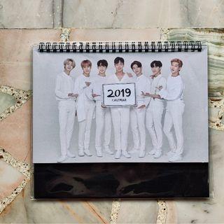 [INSTOCKS] MONSTA X TONY MOLY Calendar