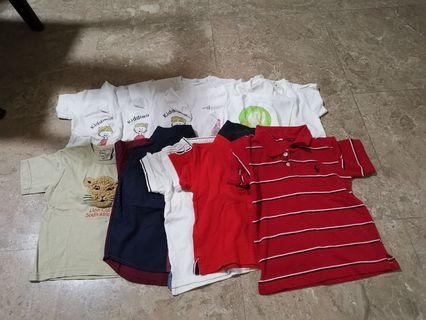 50pc boy clothes 18-24m