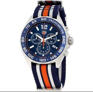 Tag Heuer Formula 1 Chronograph Watch CAZ1014.FC8196