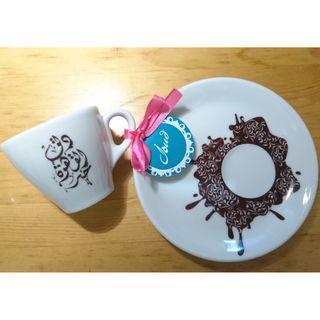 Espresso Cup / Turkish & Saucer (NEW coffee set)