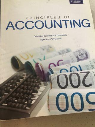 Principles of accounting school of business and Accountancy Ngee Ann polytechnic