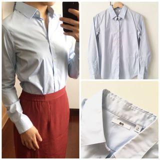 Uniqlo shirt / kemeja kerja wanita