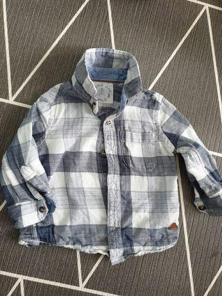 Mothercare and Cotton On Babies boys shirt