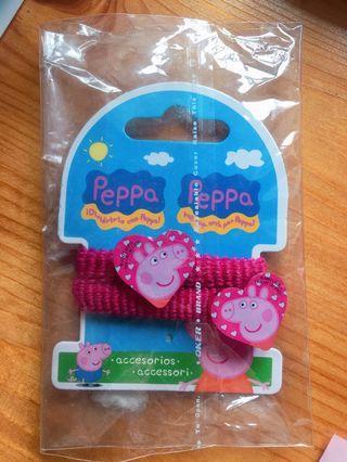 Peppa pig 橡筋