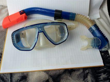 Speedo Reef Rider Swim Set Age