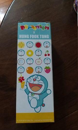 鴻福堂 Doraemon 保溫杯 (生果版)