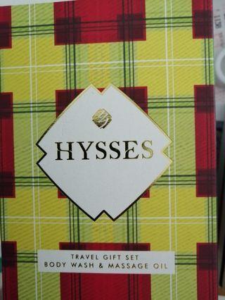 Hysses Travel Gift Set