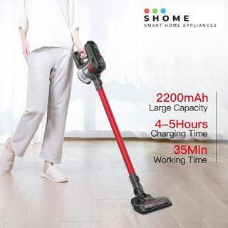 FREE DELIVERY | DIBEA T8 Cordless Upright Vacuum Cleaner
