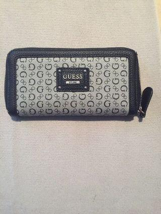 GUESS Genuine Leather Wallet