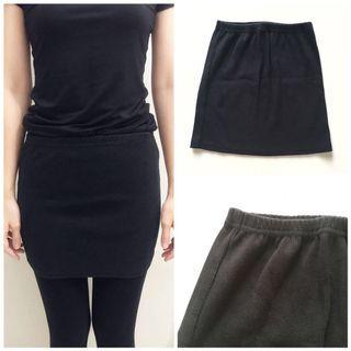Rok span hitam / Black Skirt