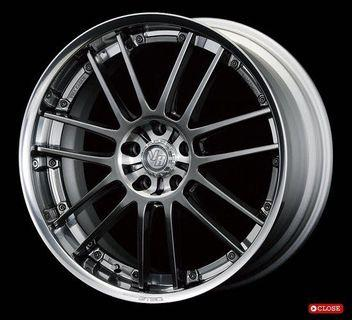 "RAYS Engineering Volk Racing GT series GT-30 19""x8j"