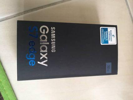 Samsung Galaxy S7 Edge + Samsung Gear VR
