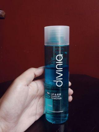 Divinia Lip & Eye Makeup Remover