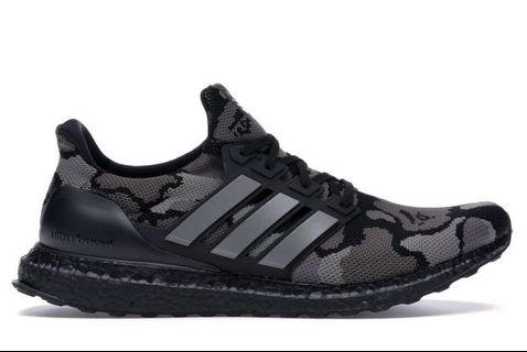 Adidas Ultraboost 4.0 (bape camo black)