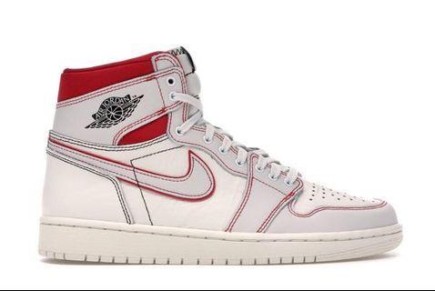 Air Jordan 1 Phatom Red