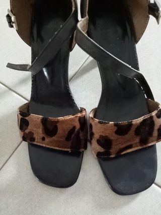 Leopart shoes