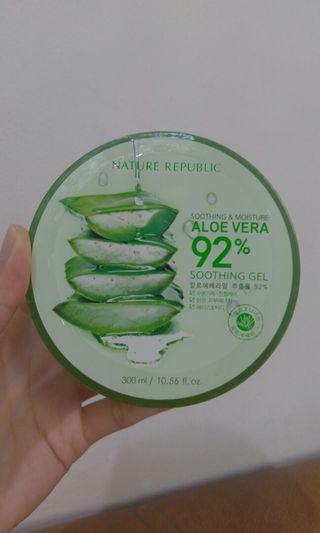 Nature Republic Soothing&Moisture Aloe Vera 92% Soothing Gel 300 ml