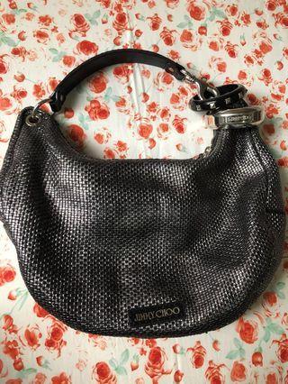 Jimmy choo authentic hobo bag