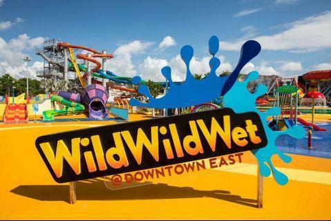 🚚 Wild Wild Wet Tickets!!