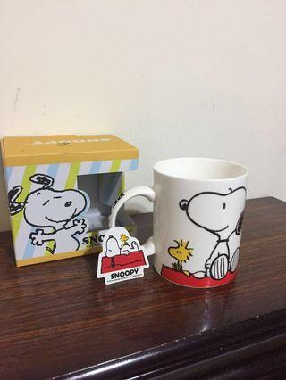 Snoopy馬克杯(正品有雷射標記/送贈品)