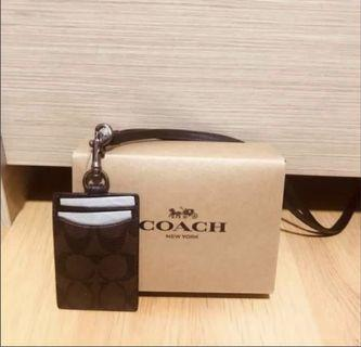 🚚 Sale! $70 net Coach Lanyard