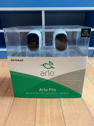 (New) Netgear Arlo Pro - Wireless Home Security Camera