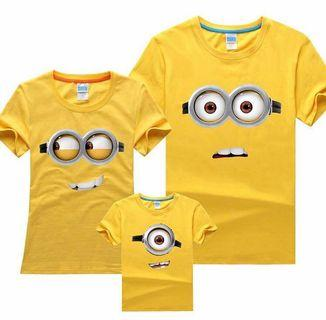 Minion Family T Shirts [Customizable]