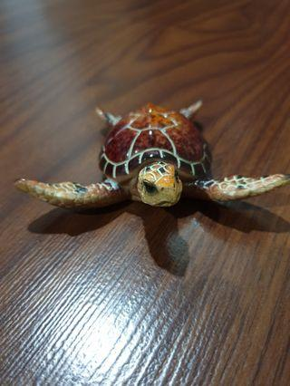 Ceramic Sea Turtle decor