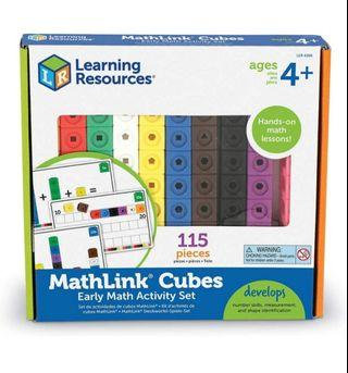 Learning resource maths link