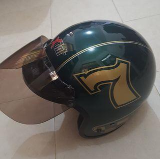 Helmet XDOT 7 Green