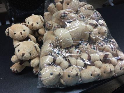 🚚 Bears with Keychain