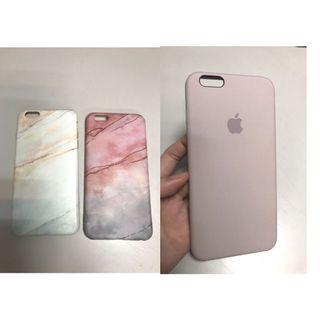 (二手)apple i6 plus手機殼綜合