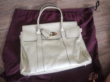 Mulberry Heritage Bayswater Classic Champagne Gold (Good Condition)