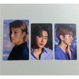 EXO KAI SEHUN SUHO 2019 SEASON GREETING PHOTOCARD
